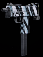MAC-10 Frost Gunsmith BOCW