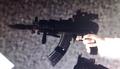 AK-74u all attachments MW3