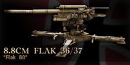 Flak 88 CoD3