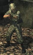 German rifleman WaW