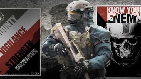 Official Call of Duty® Infinite Warfare Narrative Panel - Comic-Con 2016