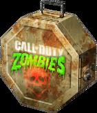 Rare Zombie Crate IW