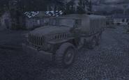 Ural 4320 Hunted COD4