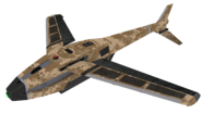 Hunter Killer Drone model BOII
