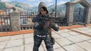 Zero third-person in-game BO4