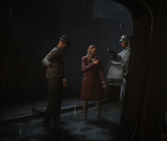 CoD WWII Old French Male and Woman