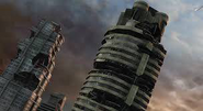 Die rise shower towers