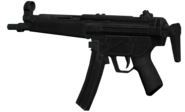 MP5 Third Person BOII