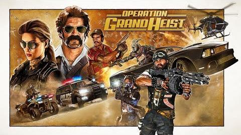 Official Call of Duty® Black Ops 4 - Operation Grand Heist Trailer