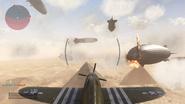 Call of Duty WWII Воздушный бой 1