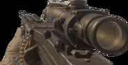 M249 SAW ACOG Scope MWR