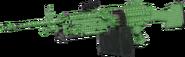 M249 SAW Gift Wrap MWR