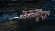M8A7 Gunsmith Model Burnt Camouflage BO3