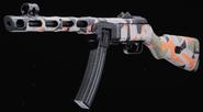 PPSh-41 Transform Gunsmith BOCW