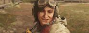 Samantha Maxis smirk Firebase-Z Easter Egg BOCW