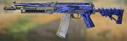 АК117 Синий тигр