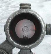 ACOG Sight Soviet PK-AV Variant BO