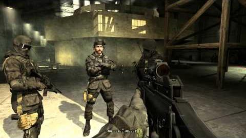Call of Duty 4 Modern Warfare - Prologue 1 F.N.G