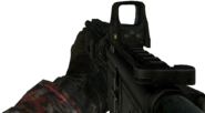 M16A4 MW2 Holographic Sight