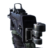 PP2000 Red Dot Sight MW2