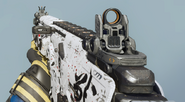 Peacekeeper MK2 First Person Battle Camouflage BO3