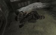 Dimitri Petrenko's corpse Project Nova BO