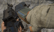 GPMG Reload WWII