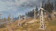 Junkyard WindFarm Verdansk Warzone MW