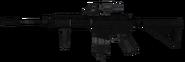 M4A1 Hybrid Sight Third Person MW3