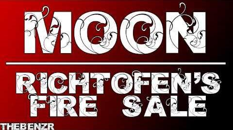 Moon Richtofen's Fire Sale