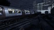 Tube train Mind the Gap MW3