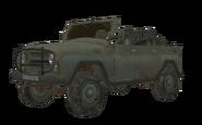 UAZ-469 open model CoD4