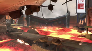 BOII Uprising Magma Lava in the Streets 2