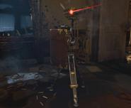 Sentry Gun in game BO4
