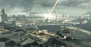 T-72 about to get destroyed MW3