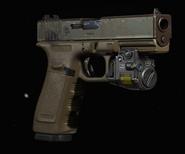 Modern Warfare 2019 глок тактический лазер
