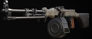 RPD Golden Viper Gunsmith BOCW