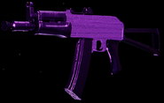 AK-74u Plague Diamond Gunsmith BOCW