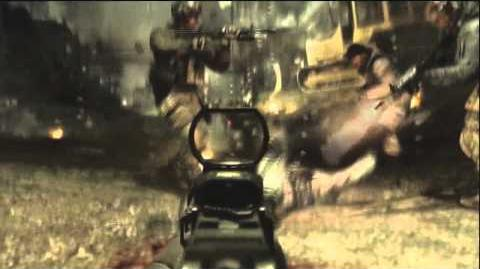 Call of Duty Modern Warfare 3 Sandman's Death HD