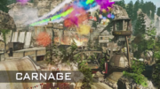 Carnage Title IW