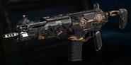 Peacekeeper MK2 Gunsmith Model CWL Champions Camouflage BO3