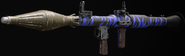RPG-7 Blue Tiger Gunsmith BOCW