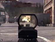 Выстрел в БМП2