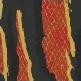 Подвязочная змея камуфляж