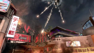 BOII Uprising Magma Hellfire Strike
