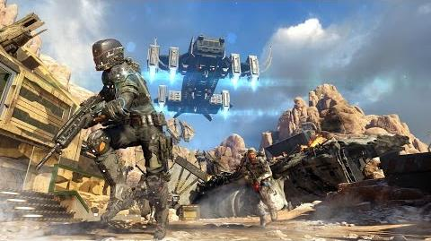Official Call of Duty® Black Ops III – Launch Gameplay Trailer