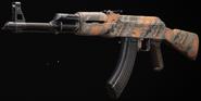 AK-47 Gunrunner Gunsmith BOCW