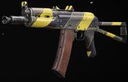 AK-74u Policia Gunsmith BOCW