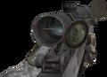 Barrett .50cal Mr. Yuk Sticker MW2