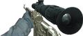Dragunov Gold CoD4